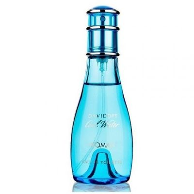 Davidoff Cool Water eau de toilette for women 100ml TESTER (Оригинал) Туалетная вода