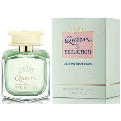 Antonio Banderas Queen of Seduction 100ml (Туалетная вода)