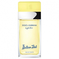 Dolce & Gabbana Light Blue Italian Zest 100ml TESTER (Оригинал) Туалетная вода