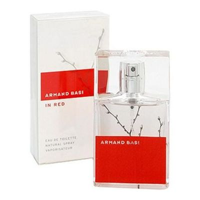 Armand Basi In Red Toilette 100ml (Туалетная вода)
