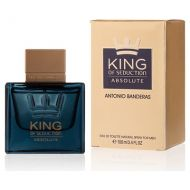 Antonio Banderas King of Seduction Absolute for men 100ml (Туалетная вода)