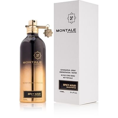 Montale Spicy Aoud 100ml TESTER (Оригинал) Парфюмерная вода