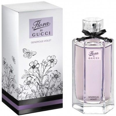 Gucci «Flora by Gucci Garden Collection: Generous Violet» 100ml (Туалетная вода)